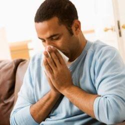 Gripe curada