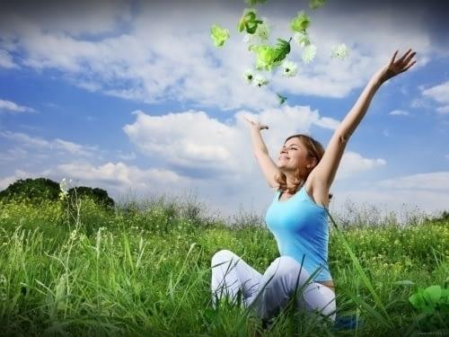 Ser feliz é mais saudável!
